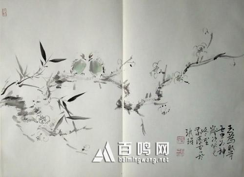 贺敬涛作品