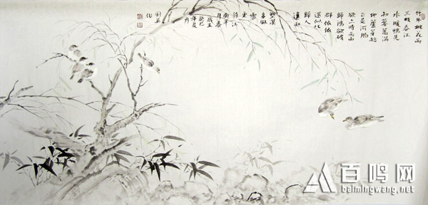刘国英作品