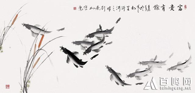 刘景如作品