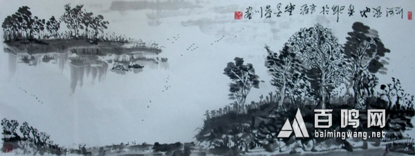 吴景川作品