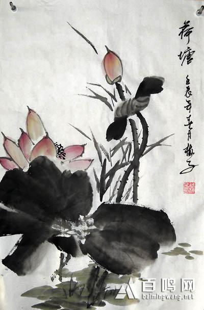 张梅子作品